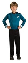 Rubies Kids Star Trek Spock Fancy Dress Costume Boys - Medium - Height 1... - £8.01 GBP