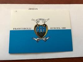 San Marino Europa booklet mnh 1982  stamps - $49.95