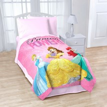Disney Princess Friendship Adventures Twin Blanket, 62 X 90 - $62.98