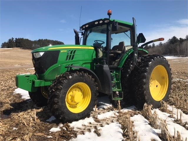 2013 JOHN DEERE 6170R For Sale In Mondovi, Wisconsin 54755