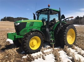 2013 JOHN DEERE 6170R For Sale In Mondovi, Wisconsin 54755 image 1