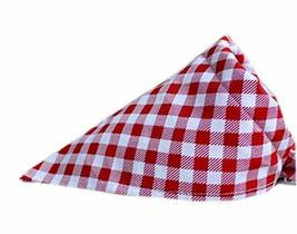 PANDA SUPERSTORE 2 Pieces of Fashionable Cute Pets Triangle Scarves/Headscarf, L