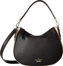 Kate Spade New York Women's Jackson Street Small Mylie Black/Soft Porcelain One  - $243.04