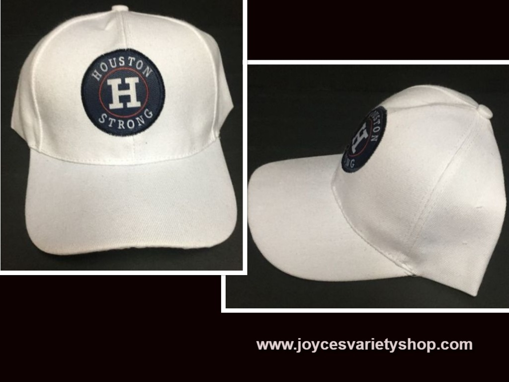 Houston strong hat web collage