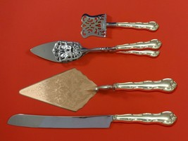 Rondo by Gorham Sterling Silver Dessert Serving Set 4pc Custom Made - $299.00