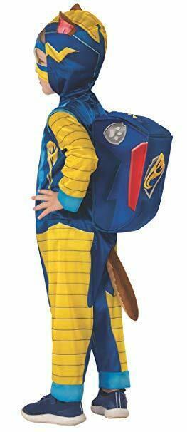 Rubies Paw Patrol Mächtiges Welpen Chase Cartoons Kinder Halloween Kostüm 701043 image 3
