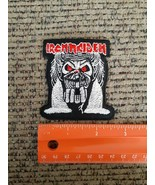 Iron Maiden Rock Band Sew or Iron on Patch NEW - $6.86