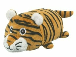 "Tiger Huba by Wildlife Artists, one of the adorable plush Hubas line, 5.5"" - $8.79"