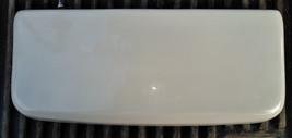 8VV63 Toilet Tank Lid: American Standard Plebe, Almond / Bone, Very Good Cond - $49.38