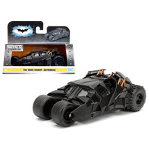 2008 The Dark Knight Tumbler Batmobile 1/32 Diecast Model Car by Jada 98232 - $16.74