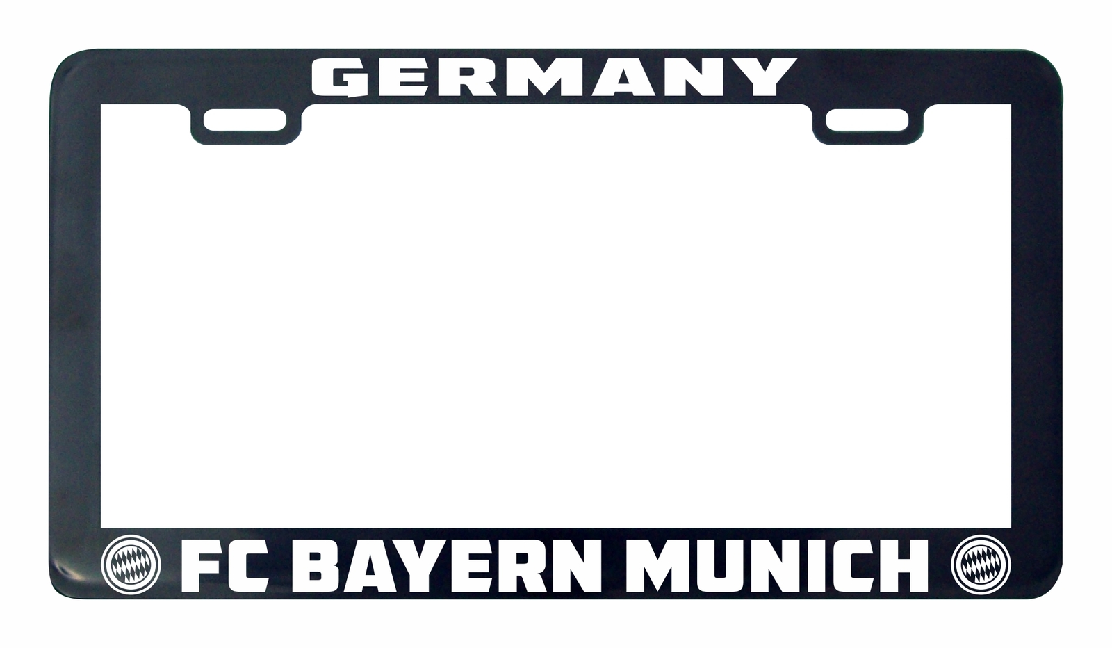 Primary image for FC Bayern  Munich, Germany soccer futbol license plate frame holder tag