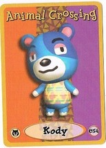 Kody 054 Animal Crossing E-Reader Card Nintendo GBA - $9.89