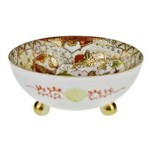 Vintage Royal Satsuma Nippon Footed Bowl - $95.00