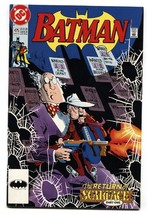 Batman #475 1992-DC Comics 1st appearance of RENEE MONTOYA - $18.62