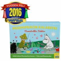 Moomin Game Muumipeikon Kalaretki / Moomin Trolls Fishing Trip *NEW - $30.07