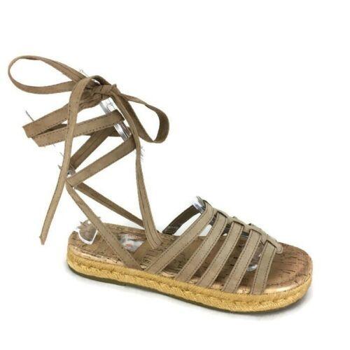 Circus Sam Edelman Gladiator Sandals Ankle Wrap 8M