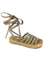 Circus Sam Edelman Gladiator Sandals Ankle Wrap 8M - $23.36