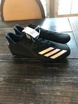 adidas Originals Freak X Carbon Football Shoe Black White Trefoil Mens S... - $74.25