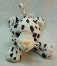 "UNIPAK SOFT SNOW LEOPARD 6"" Plush STUFFED ANIMAL Toy - $14.85"