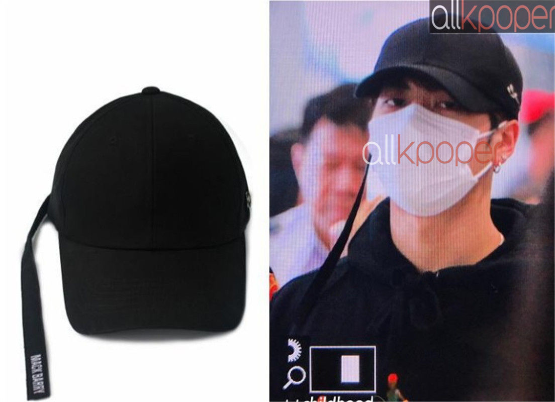 c16daa61071 Kpop EXO BAEK HYUN Hat GOY7 Jackson Baseball and similar items. S l1600