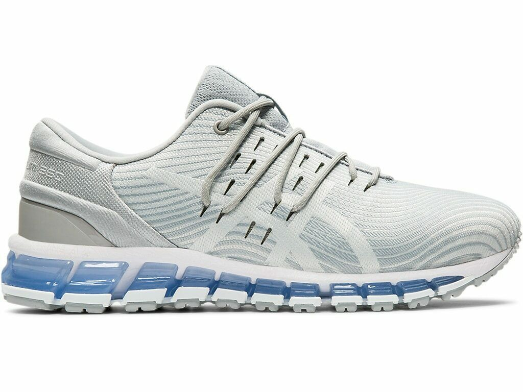 Asics Gel Quantom 360 4 Womens Trainers Grey Neutral Running Shoes 1022A029-022 - $169.99
