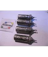 Sprague Vitamin-Q Capacitor .1uF 100VDC Tube Amp Radio 186P10401T15 - NO... - $17.09