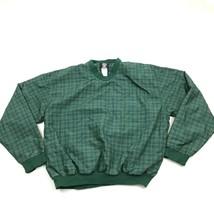 VINTAGE Wrangler 20X Pullover Windbreaker Jacket Size Large Adult Green ... - $26.38
