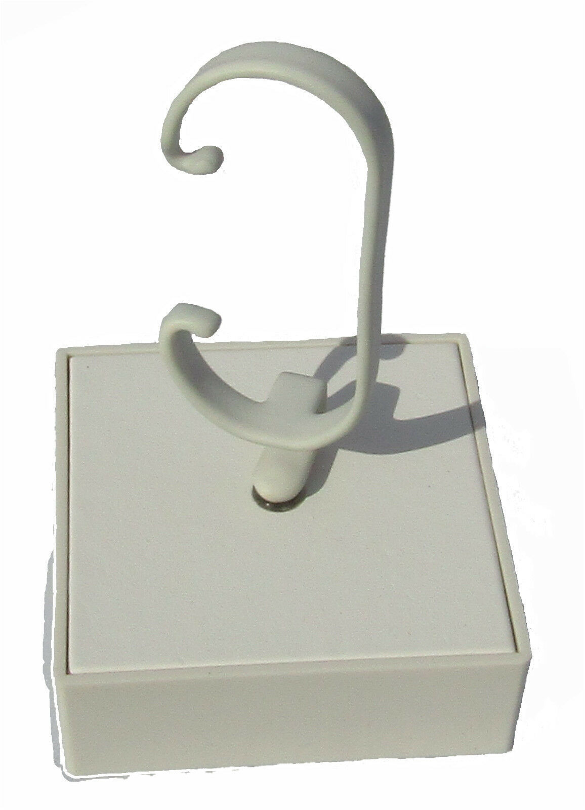 Primary image for Display Counter Stand Jewellery Holder Shop proffesional quality White #1