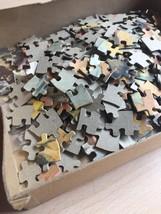 "Vintage 30s Jaymar Americana Puzzle- #4000 ""Beach Picnic""  image 3"