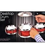 Desktop Drum Set - $18.00