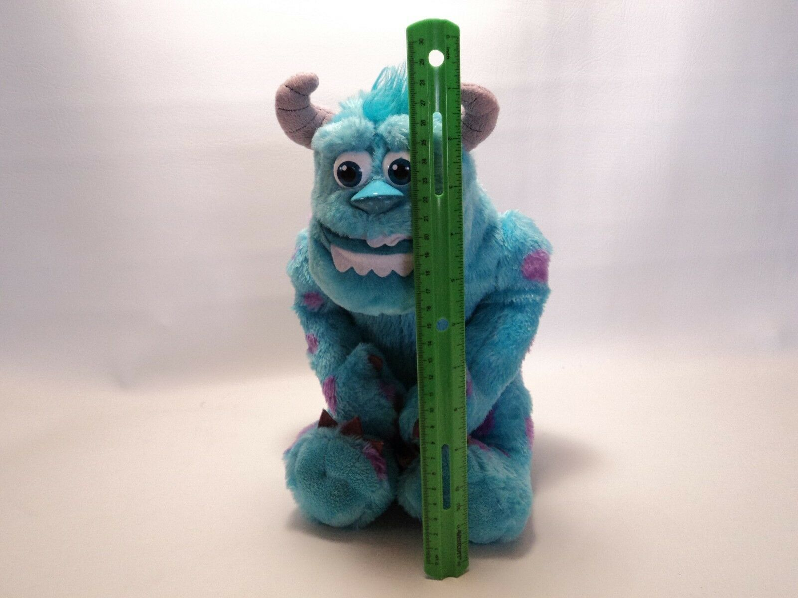 "Sully Talking Roaring Plush Disney Pixar Monster University My Scare Pal 13"" VGC"