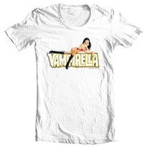 Vampirella T-Shirt VMP125 retro horror comics pin up girls Elvira graphic tee image 2