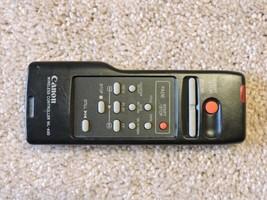 CANON WL400 Camcorder Remote Control B27 - $9.95