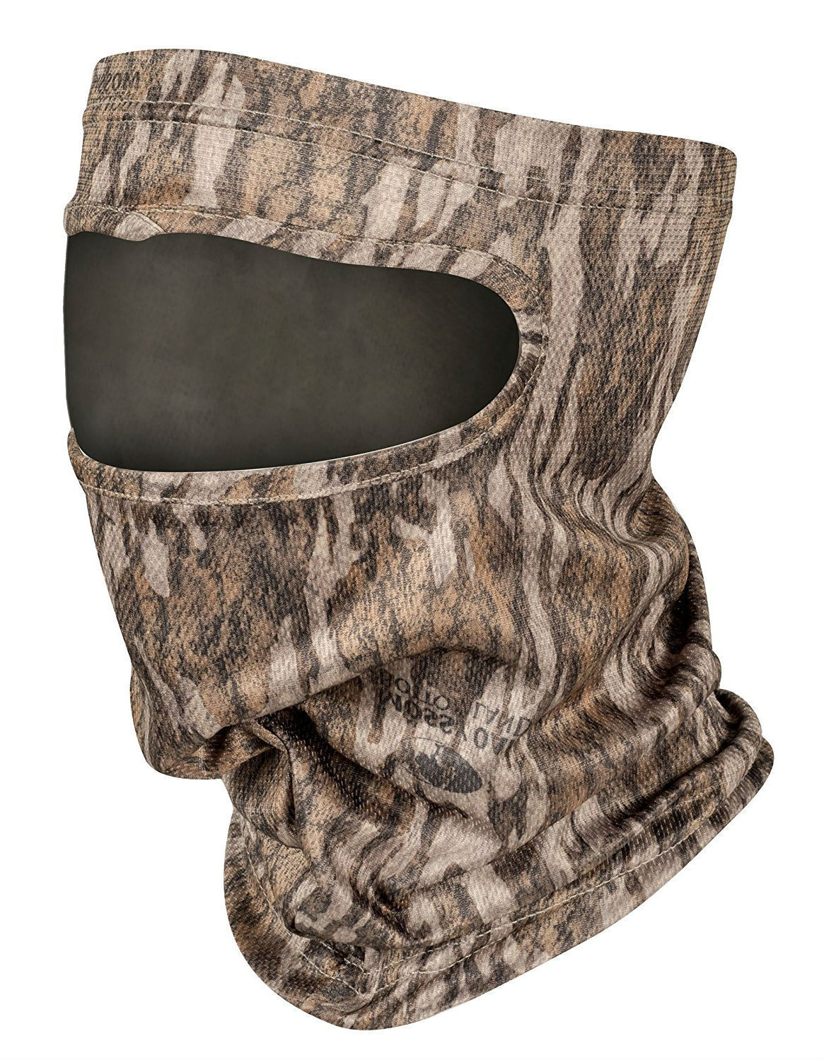 Camo Turkey Hunting Face Mask Head Net Mesh Duck Deer Camouflage Coverage Green image 2