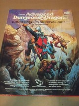 1986 Dungeoneer's Survival Guide Dungeons & Dragons TSR HC - $93.49