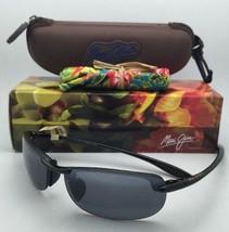 MAUI JIM Sunglasses MAKAHA READER + 2.0 G 805-02 20 64-15 Black w/ Neutr... - $229.00