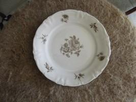 Winterling Empress Platinum salad plate 4 available - $2.77