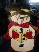 Caroling snowmen - $60.00