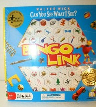 Bingo Link Can You See What I see? Game Gamewright Walter Wick Toy NEW S... - $39.95