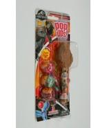 Chupa Chups Lollipop Candy T-Rex Dinosaur Pop Up Collectible Holder NEW ... - $3.75