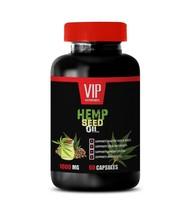 hemp hearts - Hemp Seed Oil 1000mg (1) - GLA supplement for weight - $14.92