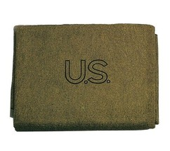 Rothco Olive Drab US Wool Blanket - 9084 - $35.63