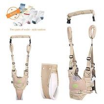Babywalker Baby Toddler,MorSun 4 in 1 Walking Assistant Protective Belt Carry Tr