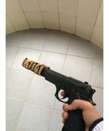 Rainbow Six Siege Caveira Weapon PRB92 Luison Cosplay Replica Handgun Pr... - $129.60