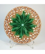 Villeroy & Boch Lily of The Valley flower Antique small Plate made 1883-... - $59.38