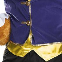 Disguise Belle et la Bête Ultra Prestige Adulte Hommes Déguisement Halloween image 5
