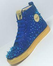 Men's Jump J75 Sloan - Royal High Top Fashion Sneakers  - $250.00