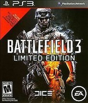 Battlefield 3 Limited Edition Playstation 3 PS3 - $5.94