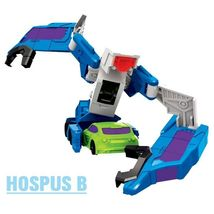 Hello Carbot Sun Run Bang + Hospus B Set Korean Transformation Action Figure Toy image 8