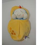 Manhattan Toy Company Snuggle Pod Lil' Peanut First Baby Doll blue boy P... - $5.93